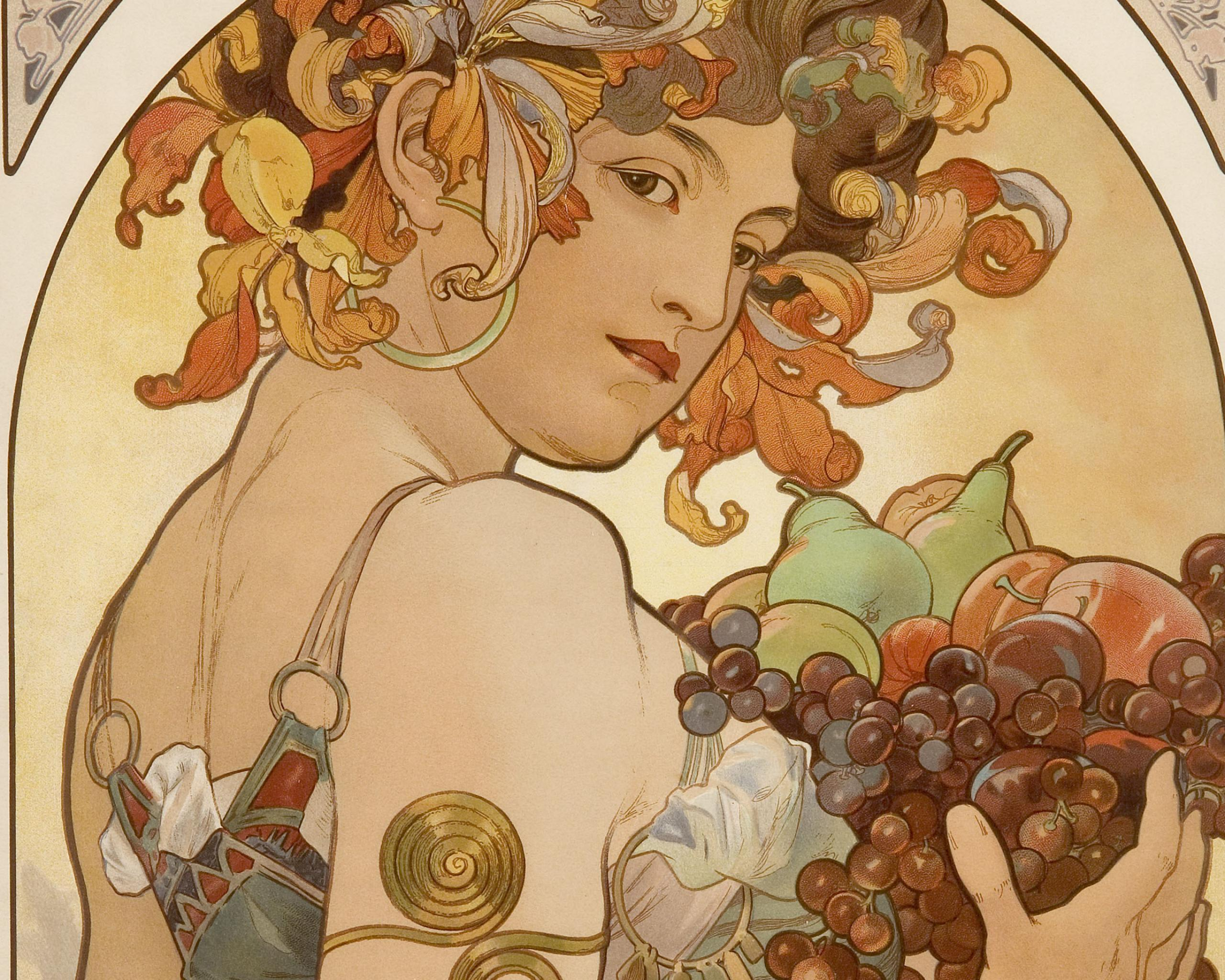 Alphonse Mucha Wallpaper Art85489